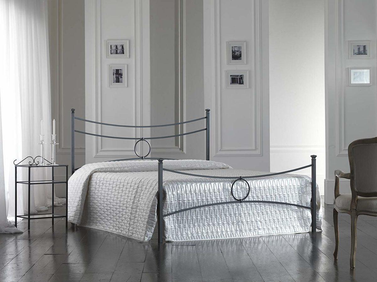 Deco Chambre Avec Lit En Fer meilleur lit en fer forgé 2020 - comparatif & guide d'achat