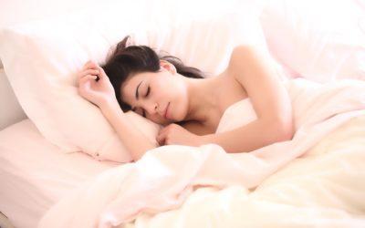 Oreiller pour dormir sur le côté